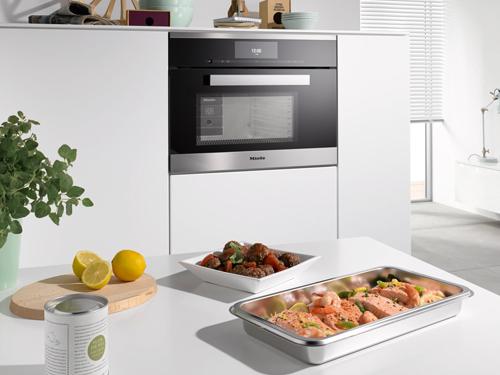 Stoomoven en oven in één apparaat (combi-stoomoven)