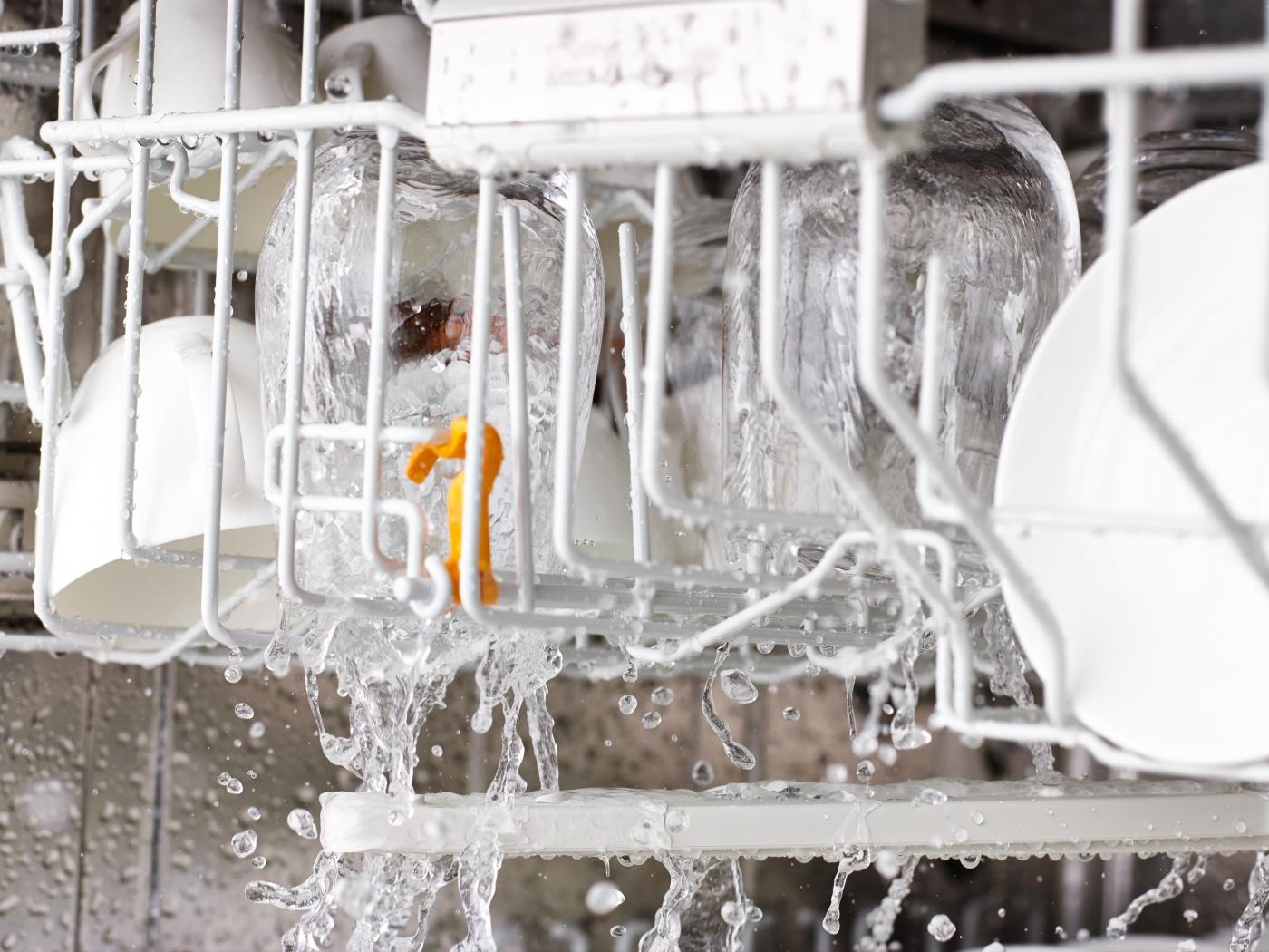 Verswaterafwasautomaat vanaf 6,5 l waterverbruik